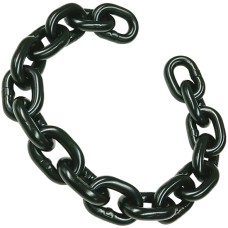 G80 Towing Safety Chain, 17 Links, 16mm x 812mm (2 Chains Per Kit)