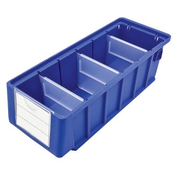 Heavy Duty Plastic Parts Bin - 300 x 117 x 90mm