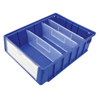 Heavy Duty Plastic Parts Bin - 300 x 235 x 90mm