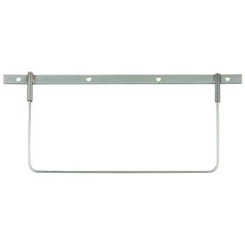 "24"" Anti-Sail Bracket Spring Hinged - Galvanized"