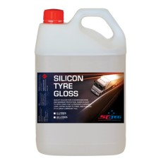 Silicon Tyre Gloss - 5 Litre