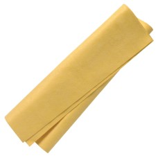 Large Synthetic Chamois in a tube - 50 x 50cm.