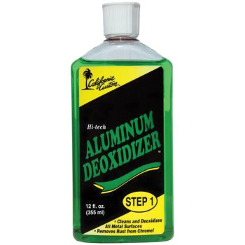 California Aluminum Deoxidizer - 355ml