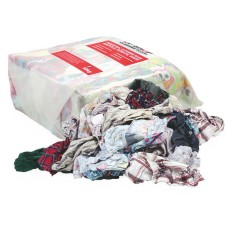 10kg Bag of Rags - Towel Material