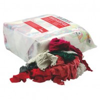 10kg Bag of Rags - Windcheater Material