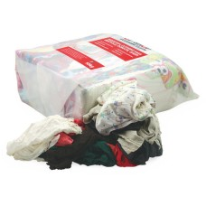 10kg Bag of Rags - T Shirt Material
