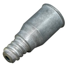 Replacement Aluminium Tip for Wash Poles