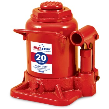 Heavy Duty Hydraulic Squat Jack - 20 Tonne