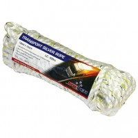 White Polyurethane All Purpose Rope - 10mm x 10m / 430kg