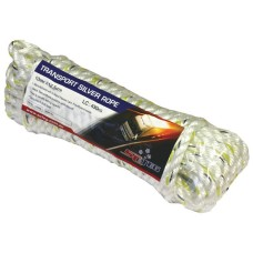White Polyurethane All Purpose Rope - 10mm x 12.5m / 430kg