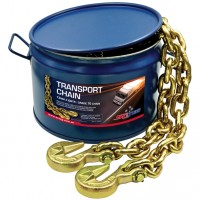 Super Heavy Duty Transport Chain Kit - 13mm x 6m - 9000kg LC