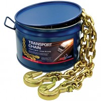 Super Heavy Duty Transport Chain Kit - 13mm x 9m - 9000kg LC