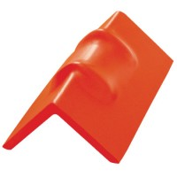 Chain Pallet Angle, Orange - Heavy Duty