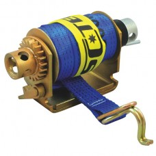 Slide On Double Boss Load Restraint Winch with 50mm x 9m strap