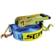 Load Binder / Restraint Ratchet & 50mm x 11m Strap