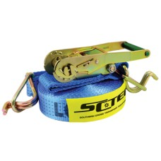 Load Binder / Restraint Ratchet & 50mm x 9m Strap (Pull Down Type)
