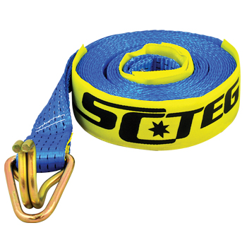 Load Binder / Restraint Replacement Straps - 50mm x 9m / 2500kg