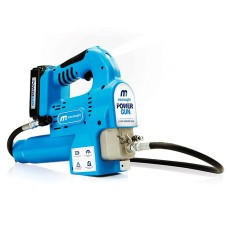 POWERGUN High Quality 18v Li-Ion Cordless Grease Gun