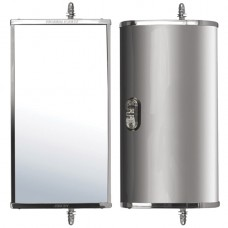 Westcoast Style Mirror Head - Right Hand Side / Motorised & Heated With Light