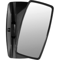 380mm Flat Glass Mirror Head