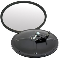 216mm Round Spotter / Reversing Mirror - Bolt On