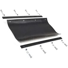 "Rubber Loop Mudflap Kit - 24"" x 490mm - Comes with hardware"