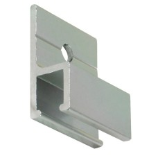 H Type Anti Spray Clip - Aluminium