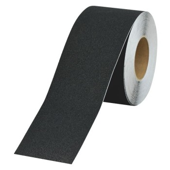 ANTI SLIP GRIT TAPE - 100mm WIDE (PER METER)