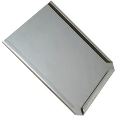 Dangerous Goods Sign Holder 250 x 250mm - Stainless Steel