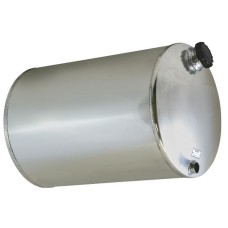 WATER TANK POLISHED ALUMINIUM (WITHOUT MOUNT BRACKETS) - 60 LITRE