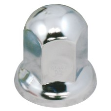 "Chrome Nut Cover - 1  1/4"" Flared"