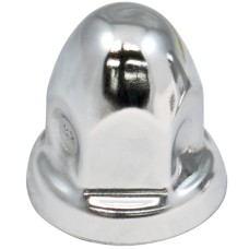 Chrome Nut Cover - 32mm Flared