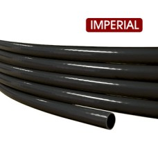 Nylon Air Brake Tubing Imperial  - Black 25m Roll