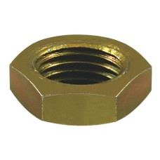 Lock Nuts - Brass