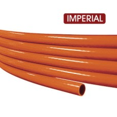 Nylon Air Brake Tubing Imperial  - Orange 25m Roll