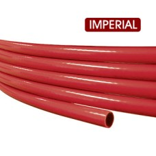 Nylon Air Brake Tubing Imperial  - Red 25m Roll