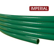 Nylon Air Brake Tubing Imperial  - Green 25m Roll