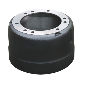 "Brake Drum, 254mm PCD / 12.25"" x 7.5"" - Low Loader 15"" Multi-Drilled"