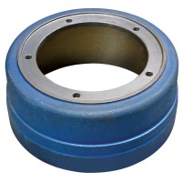 "Brake Drum, 12.75"" PCD / 16.5"" x 7"" - International Rear"