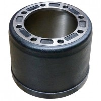 Brake Drum, 275mm PCD / 335mm x 210mm - 275 x 8 Stud York