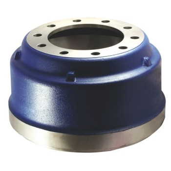 "Brake Drum, 285 PCD / 16.5"" x 7"" - 285 x 10 Stud ISO"