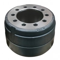 "Brake Drum, 225 PCD / 311mm x 178mm Brake - 15"" York"