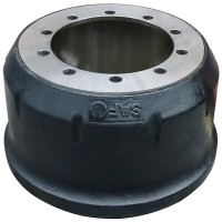 Brake Drum, 285mm PCD / 420mm x 180mm - 285 x 10 Stud J-Saf