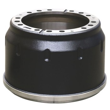 Brake Drum, 335mm PCD / 410mm x 235mm - Mercedes Front Bus