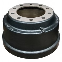 Brake Drum, 285mm PCD / 415mm x 190mm - Hendrickson 285 x 10