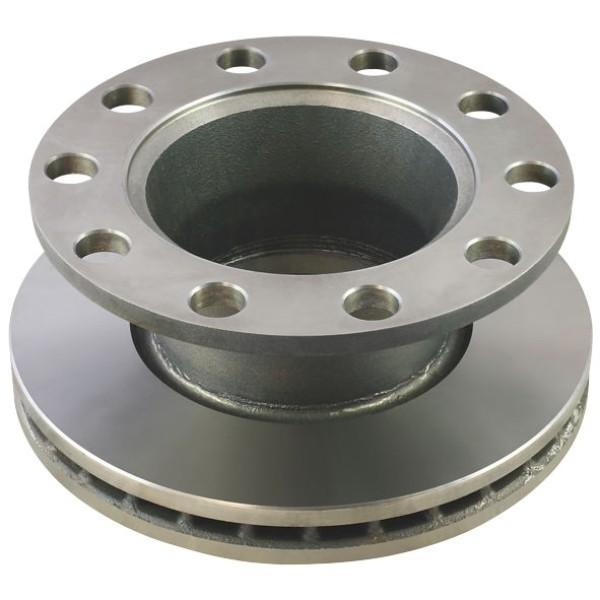 Meritor Steer Axle Parts Catalog : Disc rotor ror meritor hole pcd dia