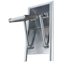 Alloy Grain Door 300mm Wide - Heavy Duty