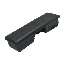 Plastic End Cap For Side Rail - 100x30mm
