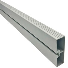 Underrum Side Guard Aluminium Rail - 3500mm