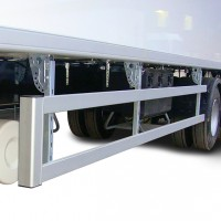 Sideguard Lateral Protection Kit - 6500mm